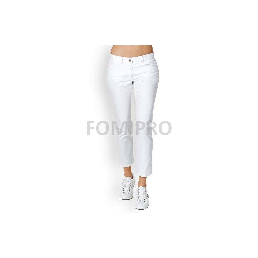 7-8 dámské bílé kalhoty -hose - regular fit 180670.jpg 3ea831126c